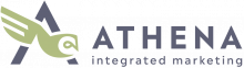 Athena Integrated Marketing Logo - Retina