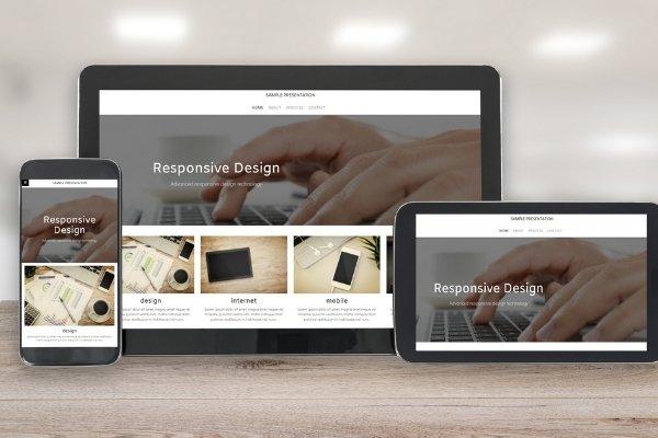 Responsive Web Design Athena Integrated Marketing - Content Marketing, SEO and Website Design